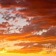 Stunning Sunset Art Print