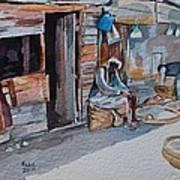 Suakin Red Sea 2 Art Print