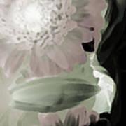 Subterranean Memories 9 - Dreams Print by Lenore Senior