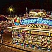 Sugar Babes 2 Lake County Fair Art Print