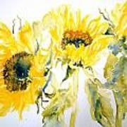 Sun Sisters Art Print