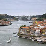 Sunday Morning In Porto | Portugal Art Print