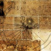 Sundial 1 Art Print
