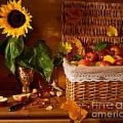 Sunflower - Still Life Art Print