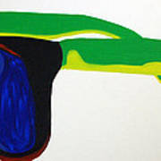 Sunglasses  Art Print by Michael Ringwalt