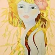 Sunlight Breeze Art Print
