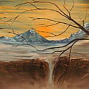 Sunrise End Art Print by Shadrach Ensor
