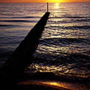 Sunrise On The Coast Art Print