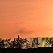 Sunrise On The Outer Banks Art Print