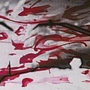 Sunset - Serigrafie Kunst Art Print