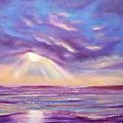 Sunset Spectacular Art Print