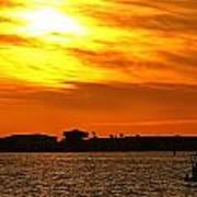 Sunset Viii Art Print