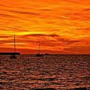 Sunset Xix Art Print