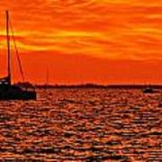 Sunset Xxii Art Print