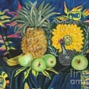 Sunshine Cloth Sunshine Pot Art Print