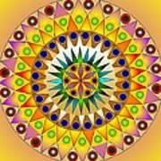 Sunshine Sunflower Art Print