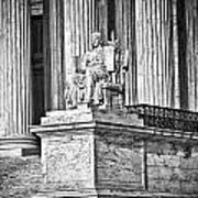 Supreme Court Building 1 Art Print