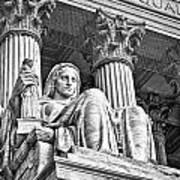 Supreme Court Building 15 Art Print
