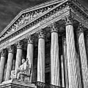 Supreme Court Building 5 Art Print