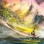 Surfscape 02 Art Print