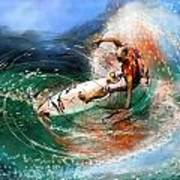 Surfscape 03 Art Print