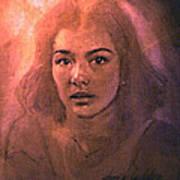 Susan 1980 B Art Print