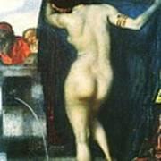 Susanna And The Old Men Art Print