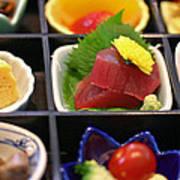 Sushi Art Art Print
