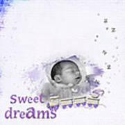 Sweet Dreams Art Print by Joanne Kocwin