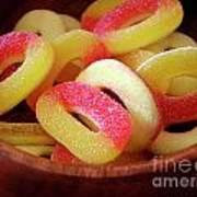 Sweeter Candys Art Print