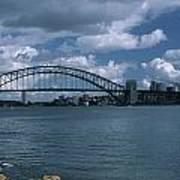 Sydney Harbor Australia Art Print