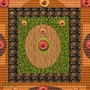 Symmetrica 143 Art Print