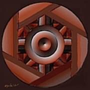 Symmetrica 217 Art Print