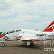 T-45 Goeshawk 4 Art Print
