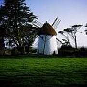 Tacumshane Windmill, Co Wexford, Ireland Art Print
