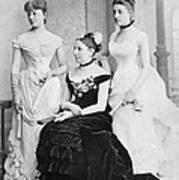 Taft Family, 1884 Art Print