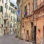 Taggia In Liguria Art Print