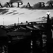 Tampa Bay Art Print