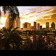 Tampa Bay Fl Art Print
