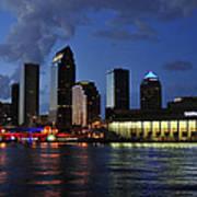 Tampa Convention Center Art Print