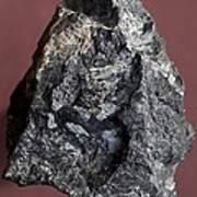 Tantalite Mineral Art Print