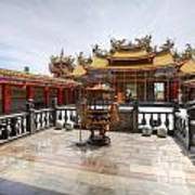 Taoist Temple 2 Art Print