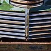 Taos Truck 1 Art Print