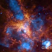 Tarantula Nebula 30 Doradus Art Print