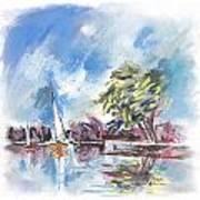 Tarn Et Garonne In France 01 Art Print