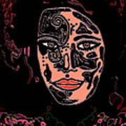 Tattoo Artist Art Print