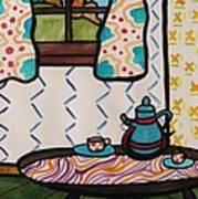 Tea Time Art Print by John Williams