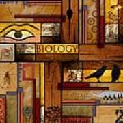 Teacher - Biology Art Print