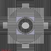 Tectural 155 Art Print