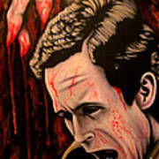 Ted Bundy Art Print
